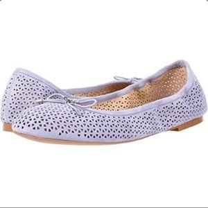 Shoes - 🦋NWOB🦋•SAM EDELMAN• Suede Felicia 2 Ballet Flats